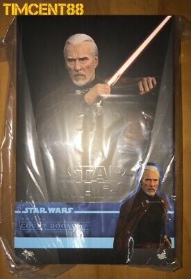 $ CDN361.02 • Buy Ready! Hot Toys MMS496 Star Wars Episode II Attack Of The Clones Count Dooku 1/6