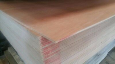 BB Faced Hardwood Throughout Plywood 8' X 4' BF034 • 15.39£