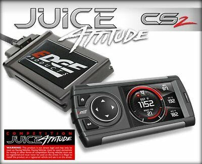 $1071.95 • Buy Edge Juice With Attitude Competition CS2 Monitor For 01-02 Dodge Cummins 5.9L