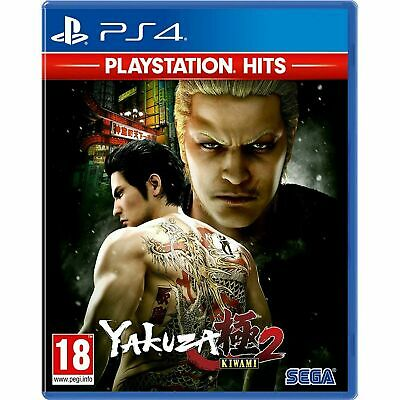 AU47 • Buy Yakuza Kiwami 2 PS4 Playstation 4 Brand New