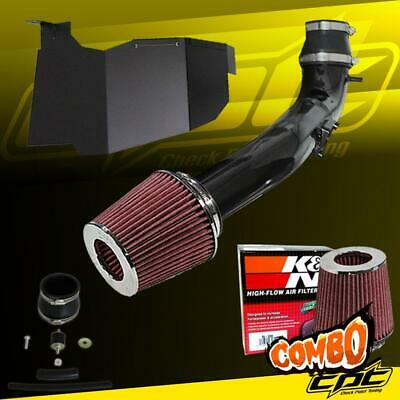 Filter For 12-15 Civic Si//ILX 2.4L L4 BLUE Cold Air Intake Induction Kit