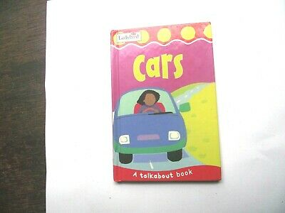 Ladybird Book  Talkabout Cars  • 1£