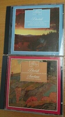 Dvorak - The Great Composers - 2 CDs • 1.99£
