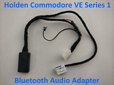 AU50 • Buy Bluetooth Audio Module For Holden Commodore 2006-2010 (VE S1 SV6 SS SSV HSV) Aux