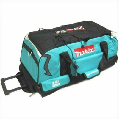 AU89.95 • Buy BRAND NEW MAKITA 26 /66cm/660mm HEAVY DUTY LARGE LXT WHEELED CONTRACTOR TOOL BAG