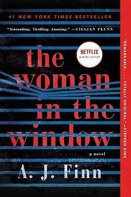 AU35.83 • Buy The Woman In The Window By A.J. Finn (English) Paperback Book Free Shipping!