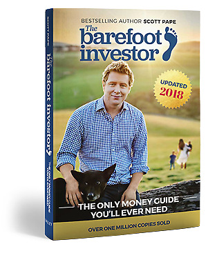 AU20 • Buy Barefoot Investor - New 2018 Updated Paperback Book