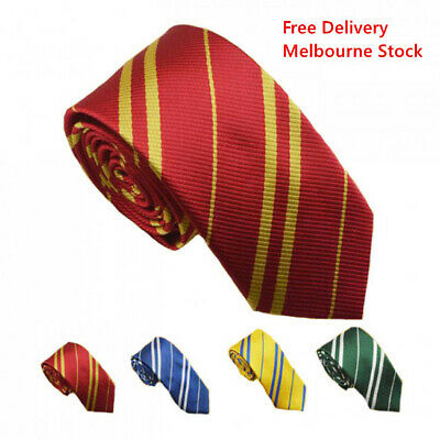 AU7.20 • Buy Book Week Harry Potter Gryffindor Cosplay Tie Costume Accessories Party Dress Up