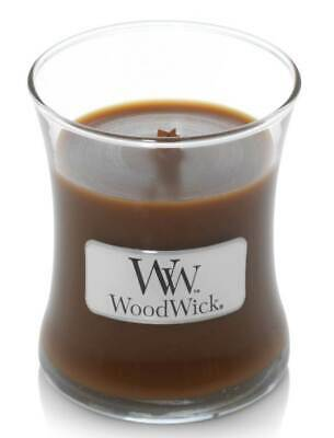 $9.99 • Buy AMBER INCENSE - WoodWick Mini Hourglass Scented Jar Candle