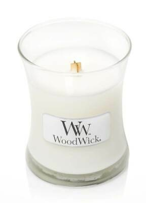 $9.99 • Buy MAGNOLIA WoodWick Mini Hourglass Scented Jar Candle