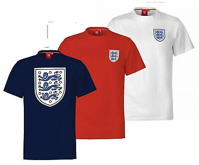 Official England Football T Shirt Mens ALL SIZES • 9.99£