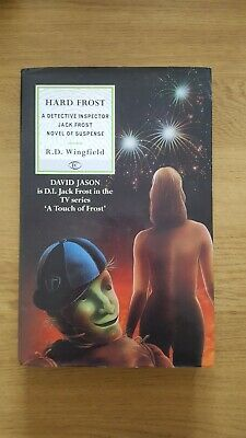 £29.99 • Buy R D Wingfield - Hard Frost - 1st Edition