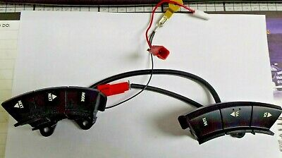 AU161 • Buy Genuine Holden New Black Radio Buttons Suits VY SS Calais Monaro Series 2