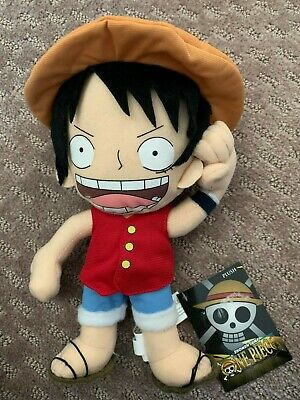 $19.99 • Buy One Piece Luffy 10  Plush New FREE SHIPPING!