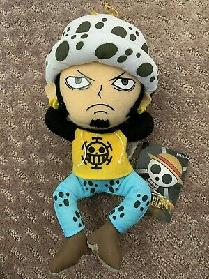 """$18.99 • Buy One Piece Law 10"""" Plush New So Slick FREE SHIPPING!"""