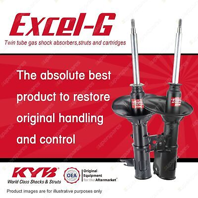 AU422.92 • Buy 2 X Front KYB Excel-G Strut Shock Absorbers For Mitsubishi FTO DE2A DE3A 94-97
