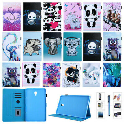 AU14.74 • Buy For Samsung Galaxy Tab A/A6 E S5e Tablet Case Pattern Leather Wallet Flip Cover