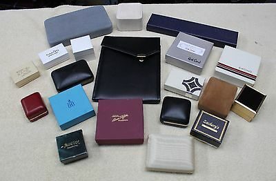 $ CDN34.99 • Buy 20 Jewelry Presentation Boxes Vintage Lot All Signed