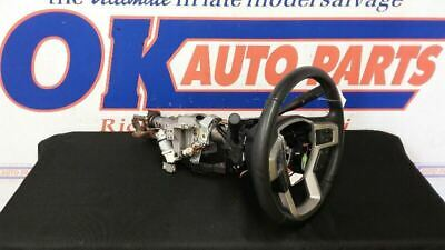 17 Ford F250sd Steering Column With Steering Wheel Black • 225$