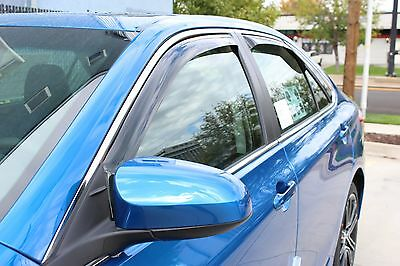 $62.99 • Buy In-Channel Wind Deflectors: 2007-2011 Toyota Camry