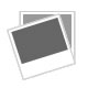 White Gloss Oak Glass Display Cabinet Unit LED Light Scandinavian Japanese Kioto • 319.95£