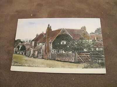 Early Buckinghamshire Postcard - Miltons Cottage - Chalfont St Giles - Chilterns • 1.40£