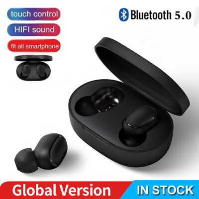 $9.39 • Buy For Xiaomi Redmi TWS Airdots Headset Bluetooth 5.0 Headphone Stereo Earbuds BE