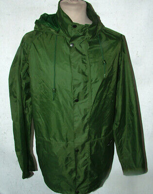 Retro 1980s Peter Storm Green Cagoule Jacket  M 50inch Chest • 19.99£
