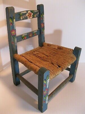 Mexican Folk Art Chair