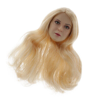 $35.70 • Buy 1:6 Scale Female Head Model Craving For TTL Enterbay  Hot Toys