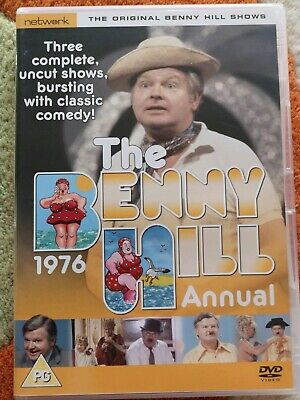 The Benny Hill Annual 1976 Dvd • 4.50£