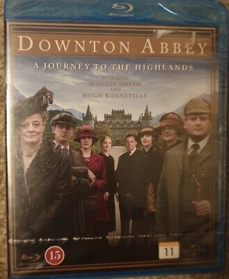 Downtown Abbey A Journey To The Highlands (Brand New)(Blu Ray ) Region B Import  • 3.99£