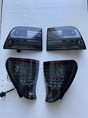 $219.95 • Buy NEW Spyder Auto BMW X5 2000-2006 LED Taillights With 2 Sonar SK-1620 Lights