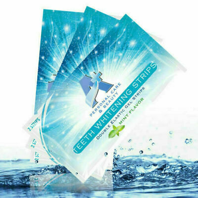 AU14.99 • Buy 28Pcs A+ Teeth Whitening Strips Tooth Bleaching Whitener Shade Guide W/ FDA