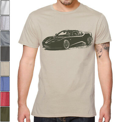 $ CDN25.65 • Buy Lotus Evora Soft Cotton Racing T-Shirt Multi Colors S-3XL