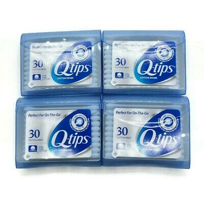 $ CDN13.93 • Buy Q Tips Cotton Swabs Purse Travel Pack 5 Pack 150 Count Total 100 Percent Cotton
