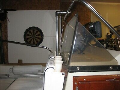 boston whaler railings
