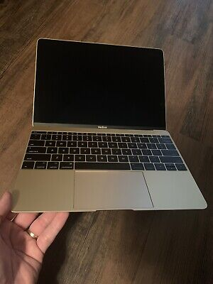 View Details UPGRADED!! GOLD A1534 Apple MacBook 12 512GB Intel I5 Gen 7th 8GB Laptop Air 13 • 560.00$