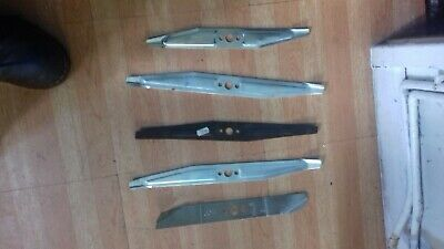£10 • Buy Lawnmower Blades To Suit Most Elec And Petrol Rotary/hover Mowers