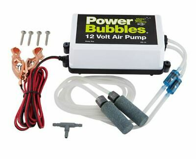 $57.32 • Buy Marine Metal Aeration System Power Bubbles 12V Dc