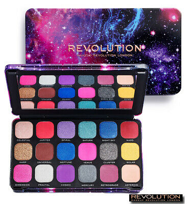 AU21.65 • Buy Makeup Revolution Eyeshadow Palette Forever Flawless Constellation