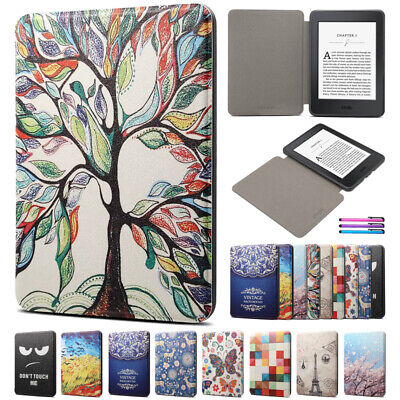 AU10.30 • Buy For Amazon Kindle Paperwhite 1 2 3 4 Smart Flip Leather Case Magnetic Thin Cover