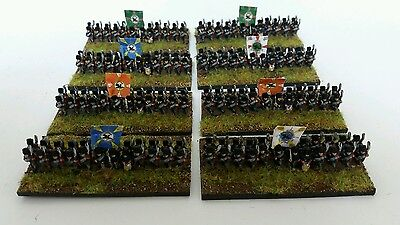 6mm Napoleonic Prussian Army • 150£