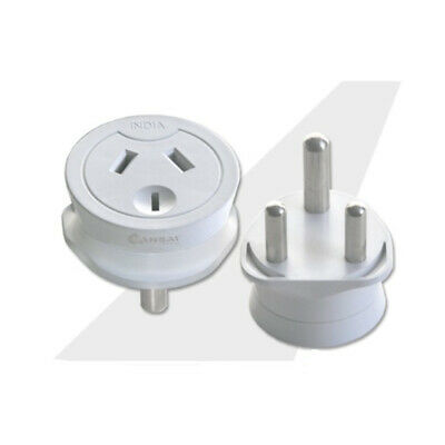 AU14 • Buy Sansai Travel Adaptor India Use For Australian And New Zealander