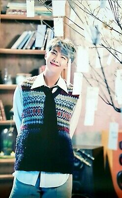 NEW! Official BTS RM 5th Muster Fan Meeting Magic Shop Limited Poster • 22$