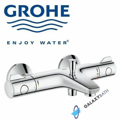 £149 • Buy Grohe Grohtherm 800 Thermostatic Bath/shower Mixer Tap Bathroom Wall Mounted