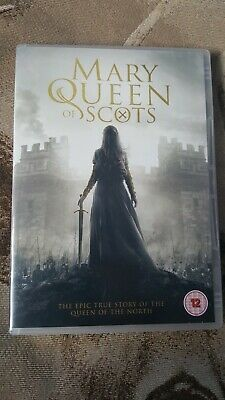 Mary Queen Of Scots Dvd • 5£