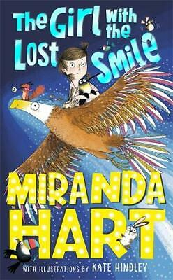 £6.69 • Buy The Girl With The Lost Smile, Hart, Miranda, Used Excellent Book