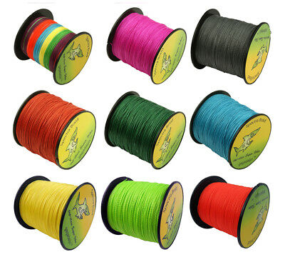 AU6.44 • Buy 300M 6-100LB 4 Strands Super Strong Spectra Extreme Sea Braided Fishing Lines