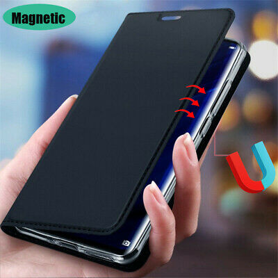 $ CDN6.90 • Buy For Samsung Galaxy Note 20 Ultra 10 9 8 Magnetic Leather Wallet Flip Case Cover